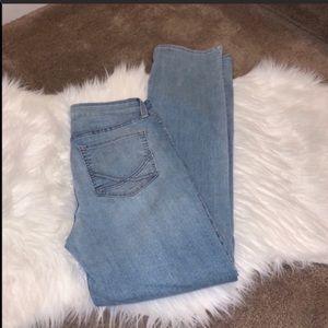 NYDJ Straight Leg Jeans Size 4